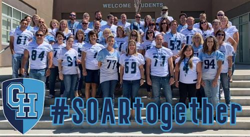 #SOARtogether